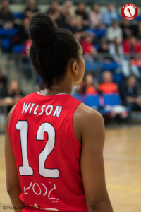Dominique Wilson | 12
